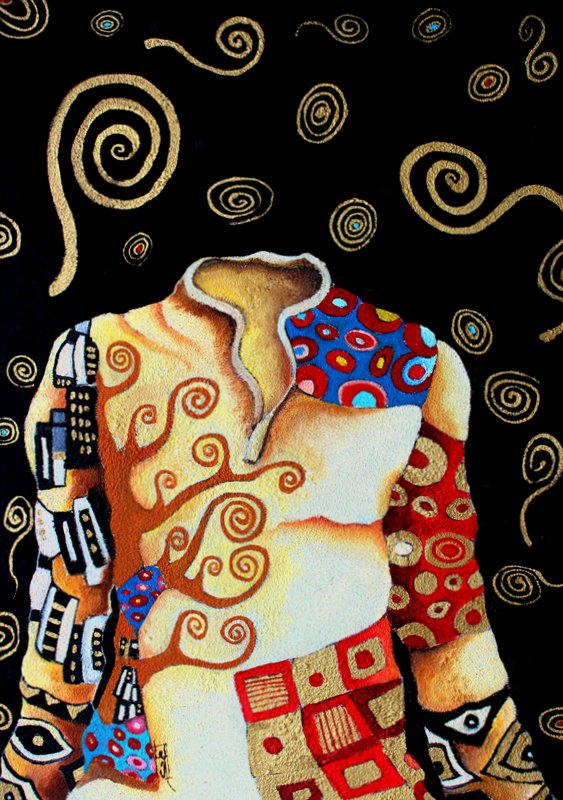 Alessandro Sala, La camicia di Gustav Klimt