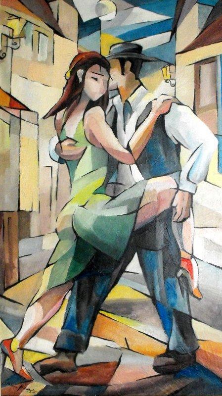 Mario Gavazzi, Tango
