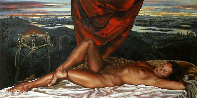 Sandro Tolemaios Becucci, L'ultima Acropoli