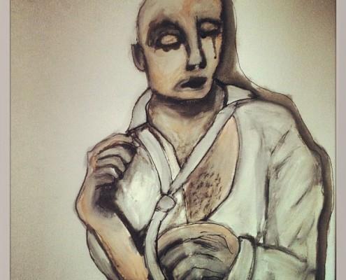 Richard Tisserant Danse a moitie de solitude
